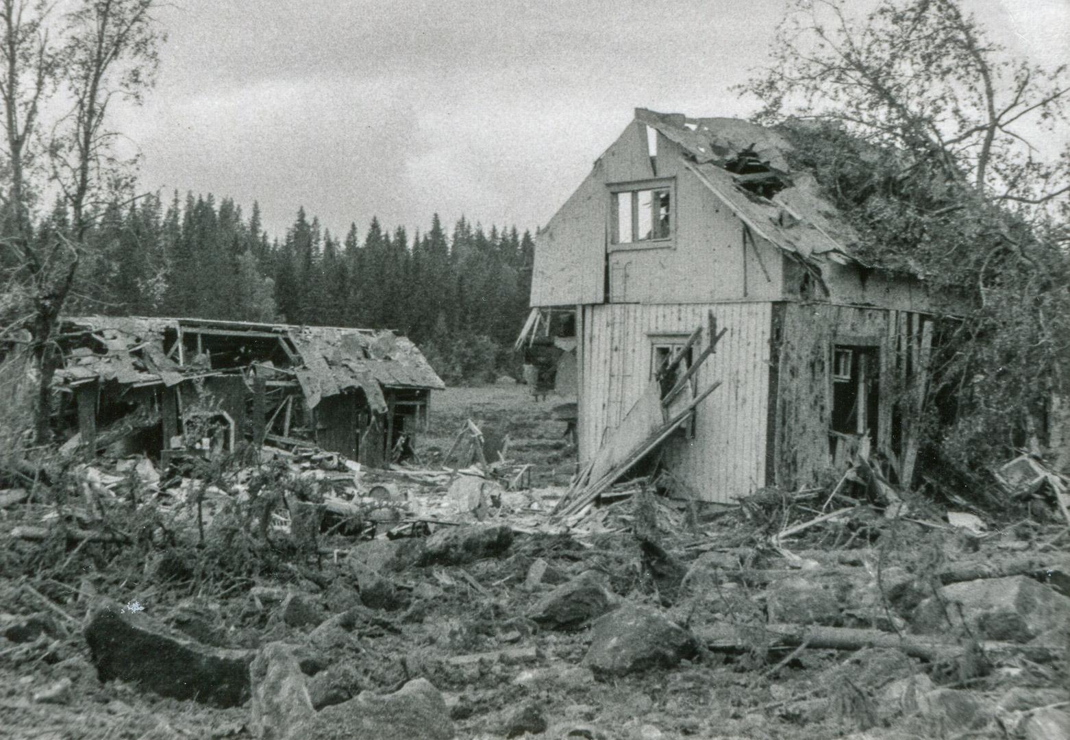 Sveitsiläiskylää uhkaa yli vuosikymmenen evakko vanhan asevarikon takia